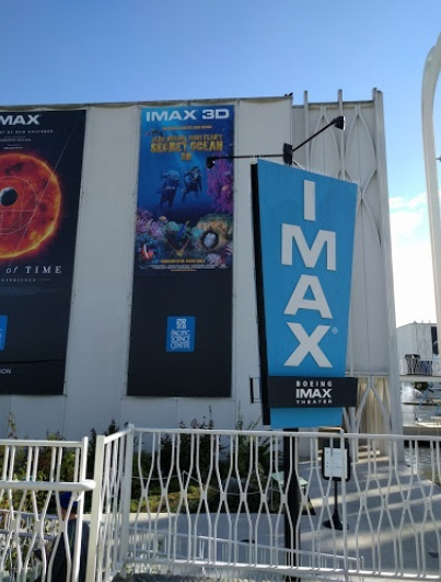 Pacific Science Center IMAX Theatres
