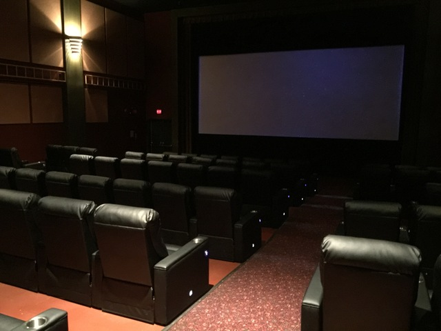 Newly Renovated theatre