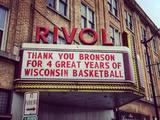 RIVOLI Theatre; La Crosse, Wisconsin.