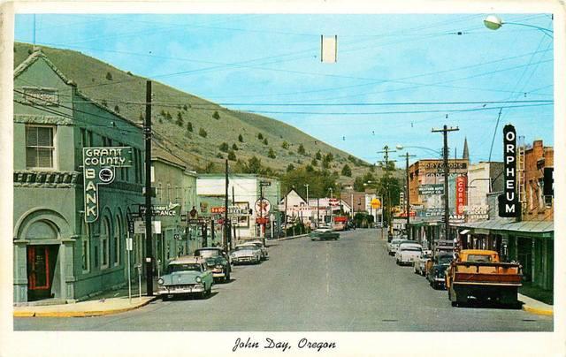 Circa 1955 postcard courtesy of Craig Adams.