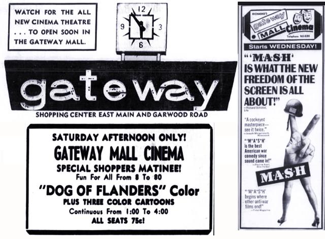 Gateway Mall Cinema