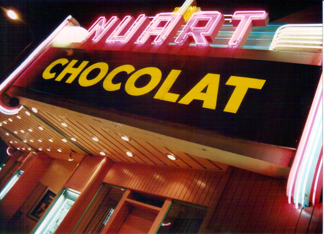 Landmark's Nuart Theatre exterior
