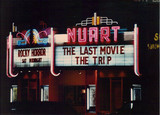 Landmark's Nuart Theatre exterior