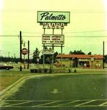 Palmetto Theatre was in Palmetto Plaza