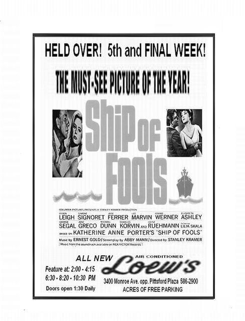Loew's Pittsford Triplex