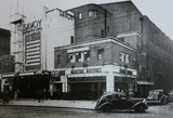 Stoke Newington ABC Savoy Cinema mid 40's looking shabby after the war