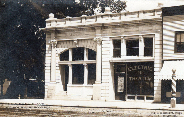 ELECTRIC Theatre; Kilbourn (Wisconsin Dells), Wisconsin.