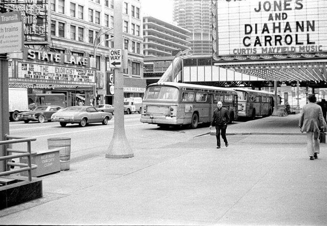 5/10/74-6/13/74 photo courtesy of the Old School Chicago Facebook page.