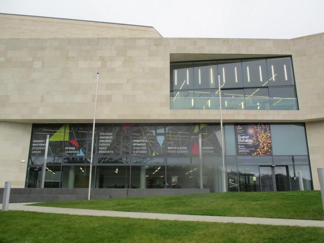 Pontio Arts & Innovation Centre