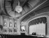 1928 auditorium photo courtesy of The Vintage News Facebook page.