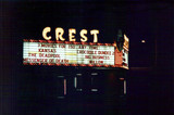 Crest Theatre exterior