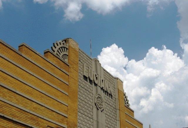 Luciann facade 2011