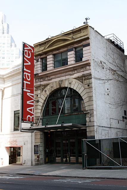 BAM Harvey Theater, Brooklyn, NY