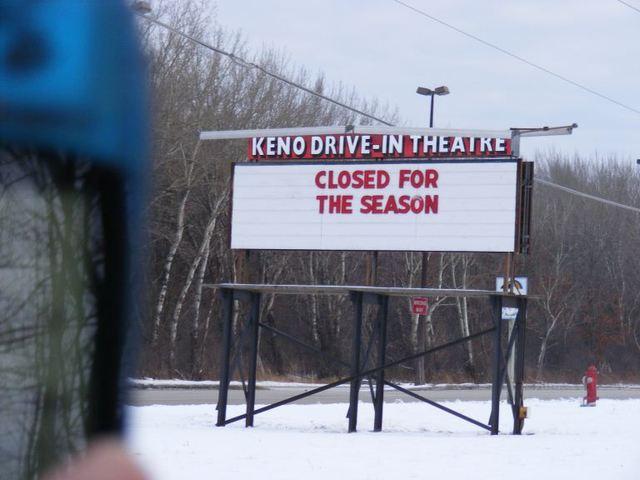 Keno Drive-In