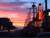 """Balboa Sunset"" (2005)"