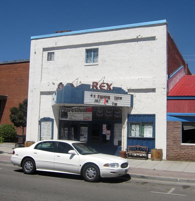 Rex Theatre, Vale, OR -- 2010