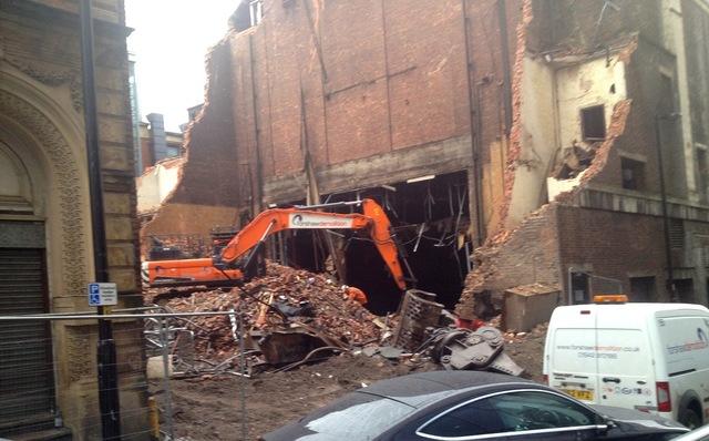 Demolition stared 1