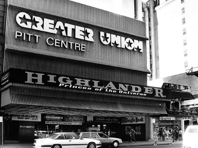 Greater Union Pitt Centre