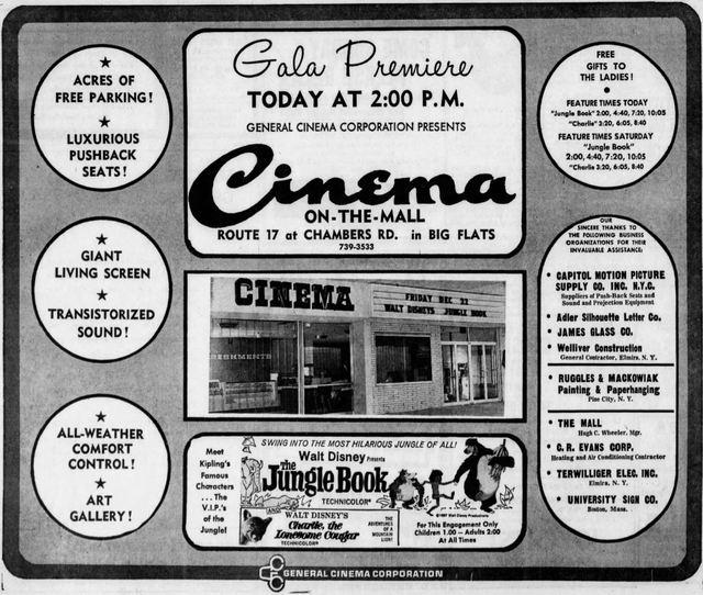 Cinema On The Mall I & II