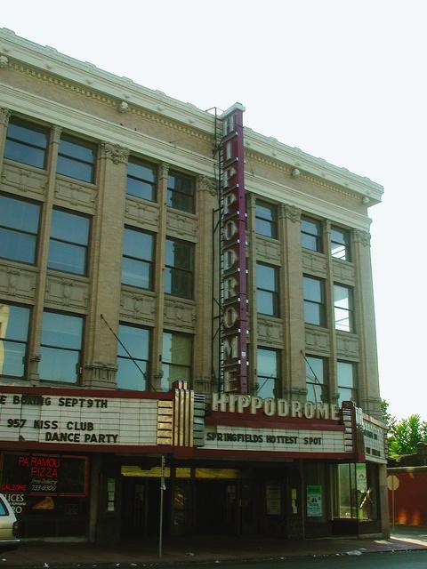 Hippodrome - 2001
