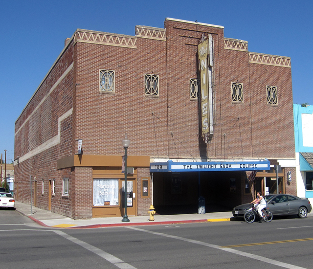 Niles Theatre, Alturas, CA -- 2010