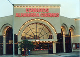 Edward's Alhambra Place Cinemas exterior