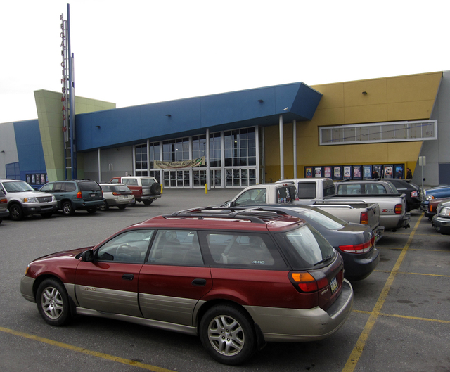 Regal Cinemas 16, Fairbanks, Alaska -- 2010