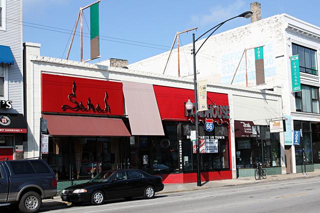 Glenwood Theater, Chicago, IL