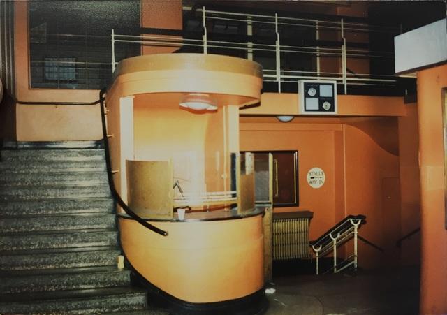 Ace Cinema Stoke Newington lobby