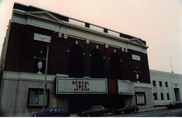 Crown Theatre exterior