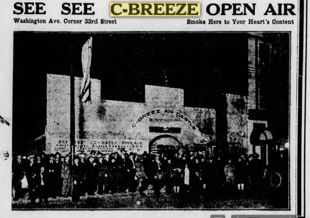 C-Breeze Theatre