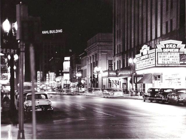 1953 photo courtesy of the Retro Quad Cities Facebook page.