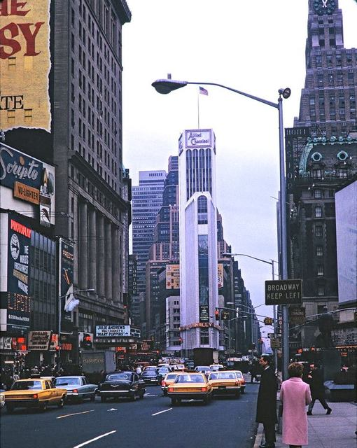 1964 photo courtesy of Al Ponte's Time Machine - New York Facebook page.