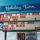 Holiday Twin Drive-In