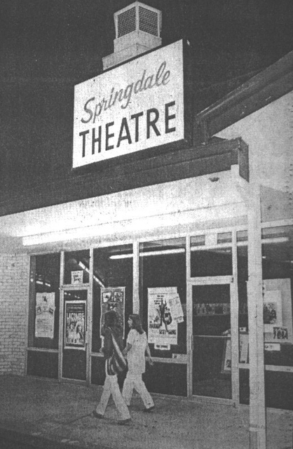 Springdale Theatre
