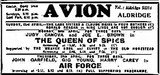 Avion Super Cinema