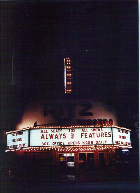 Ritz Theatre exterior