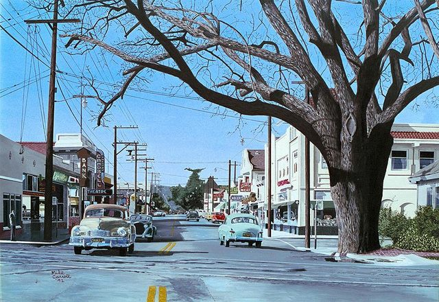 Mid `50's as the Campbell courtesy of Mike Carroll.