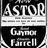 1931 New Astor Theater Advertisement