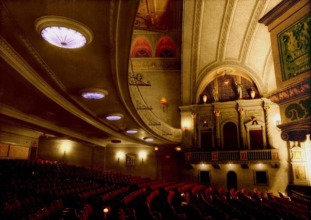 Tulsa Orpheum Auditorium