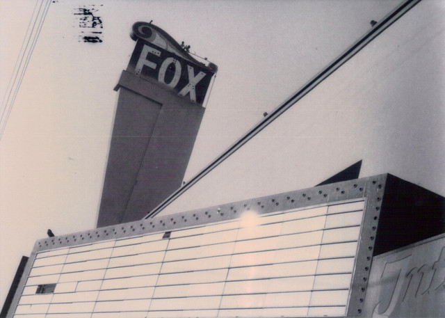 Fox International Theatre exterior
