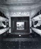 <p>The auditorium photographed after the 1909 renovations.</p>
