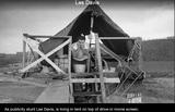 1955 Les Davis publicity stunt