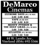 DeMarco Cinemas