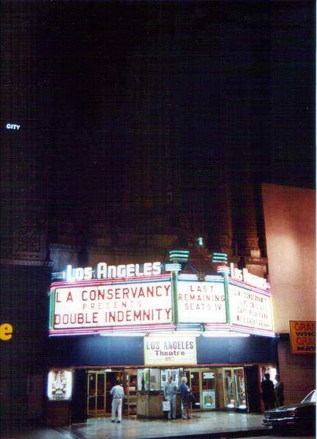 Los Angeles Theatre exterior