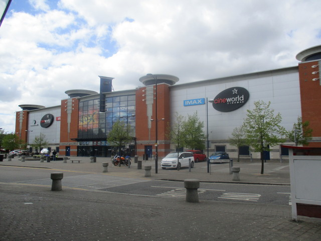 Cineworld Cinema - Ipswich