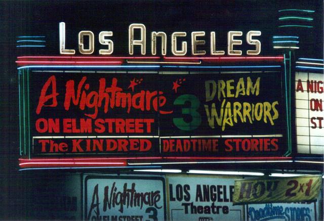 Metropolitan's Los Angeles Theatre exterior