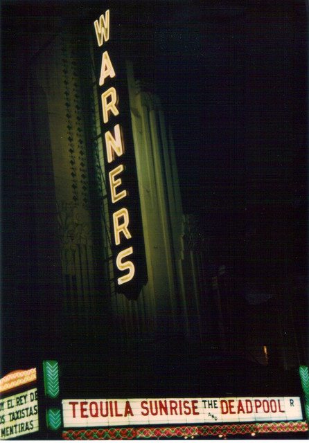 Pacific's Warner Huntington Park Theatre exterior