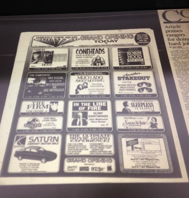 Farragut Towne Square Cinema 10