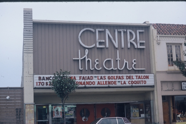Centre, 1982